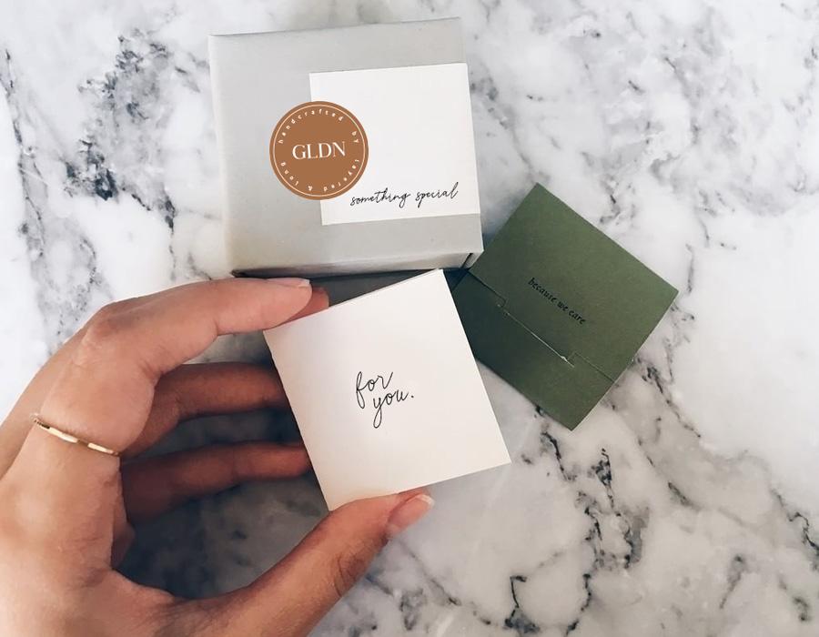 Brand Design | GLDN