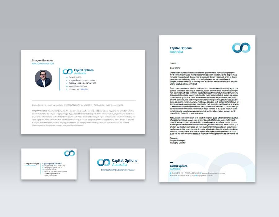 Stationery Design | Freelance Graphic Design