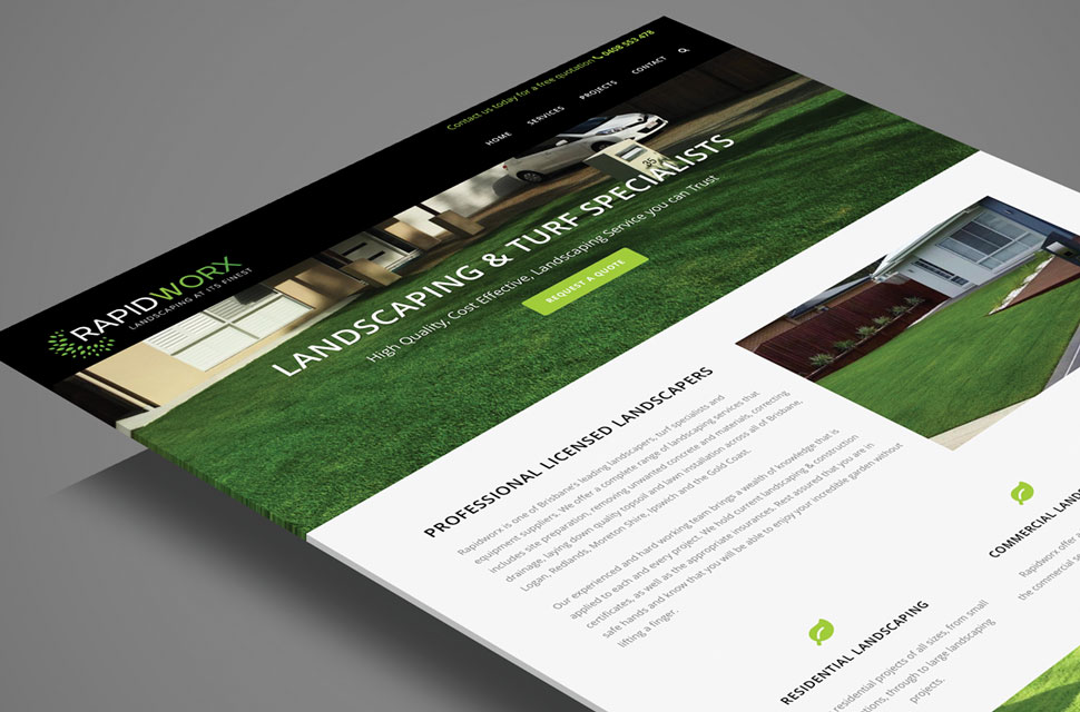 Website Design | Freelance Graphic Design