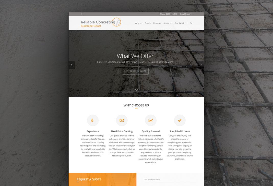 WordPress Website Design | Freelance Graphic Design