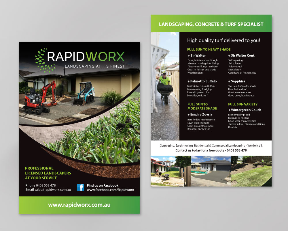 Flyer Design | Freelance Graphic Design