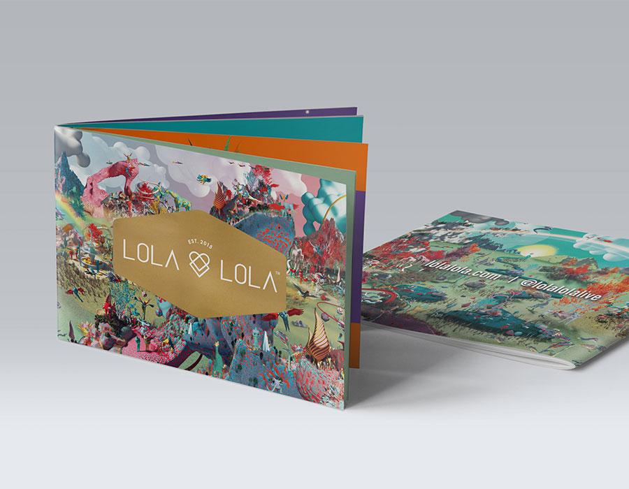 Marketing Sunshine Coast | Lola Lola Brochure
