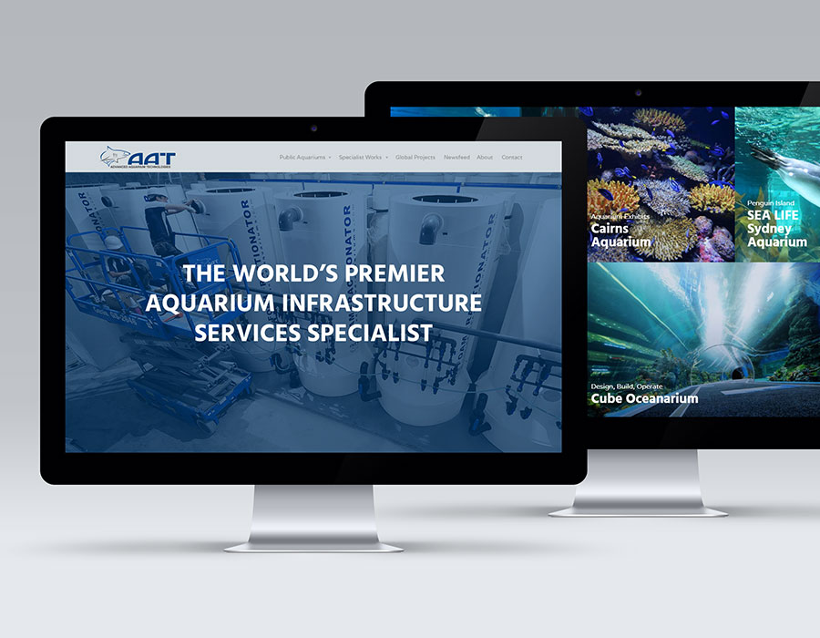 AAT Website Design Sunshine Coast & Brisbane