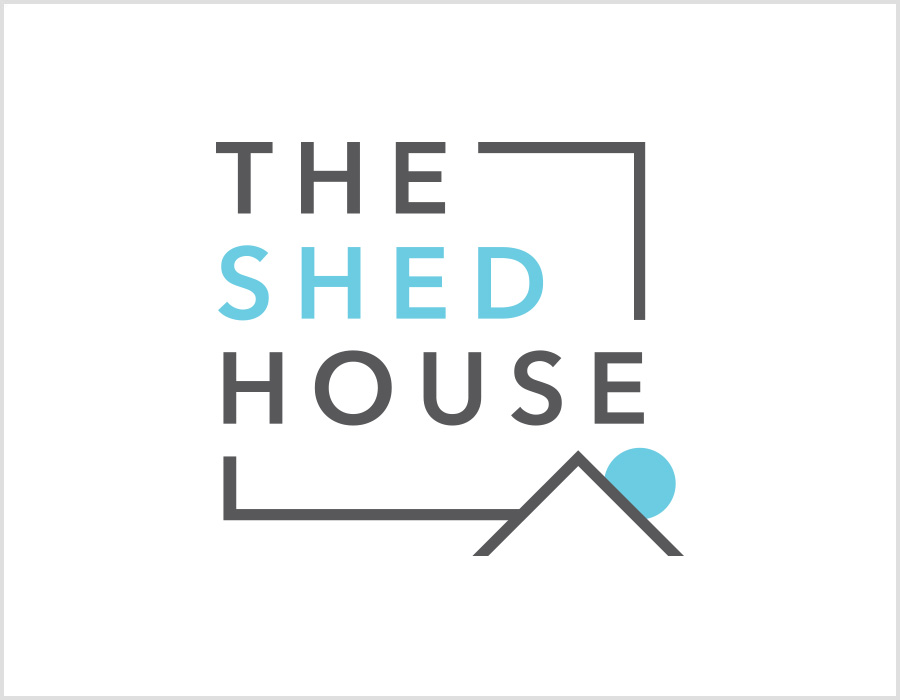 The Shed House Brand Design & Logo Design