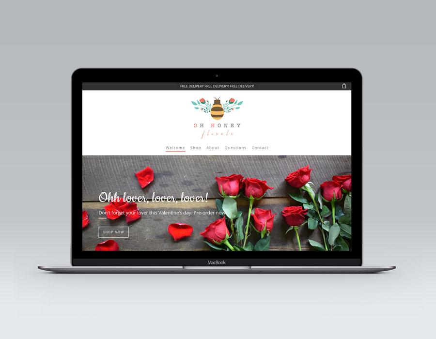 OHF Website Design Sunshine Coast & Brisbane