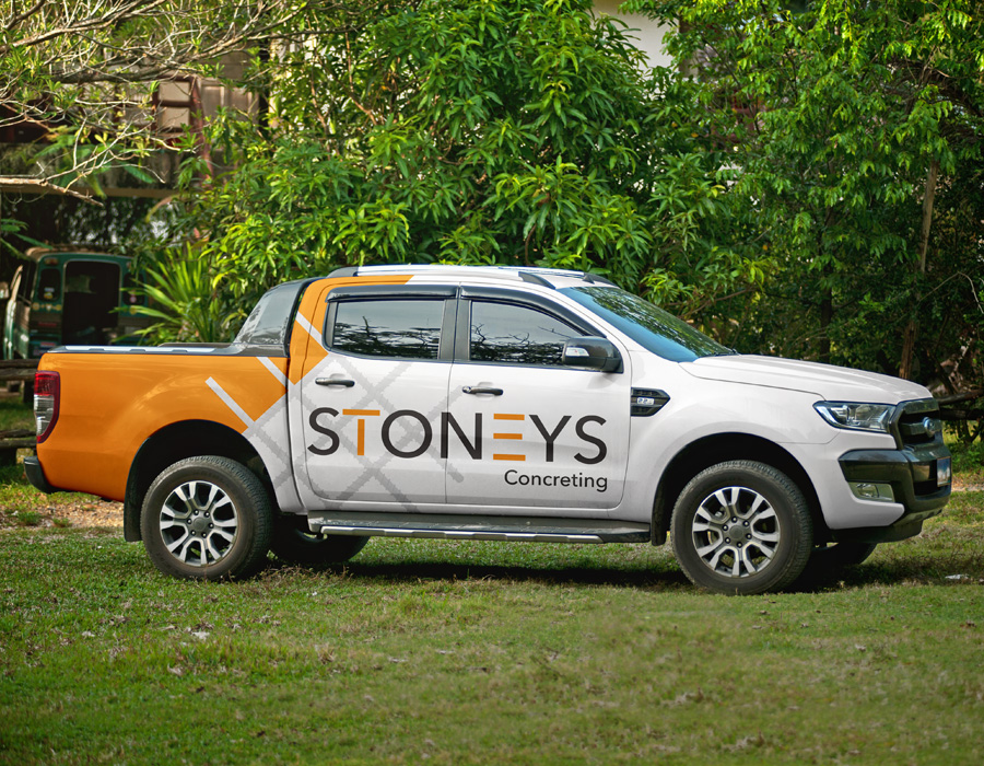 Brand Design Sunshine Coast | Stoneys