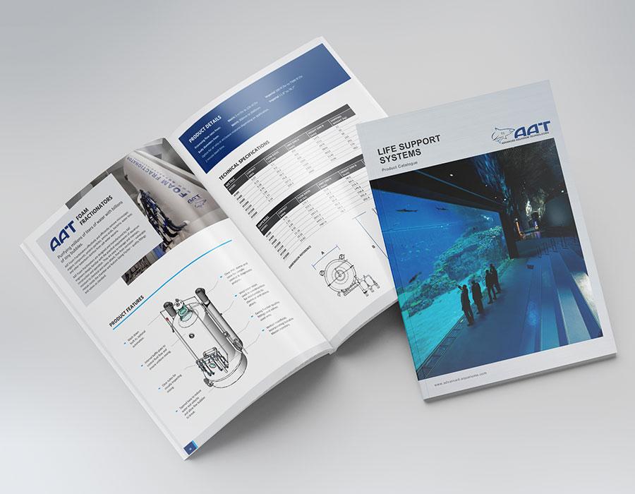 Brand Design Sunshine Coast | LSS Brochure